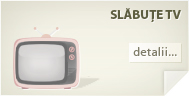 Slbue TV - Televiziunea slbuelor