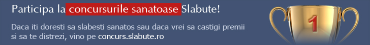 Concurs Slăbuţe