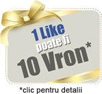 Slăbuţe Voucher - Like VRON