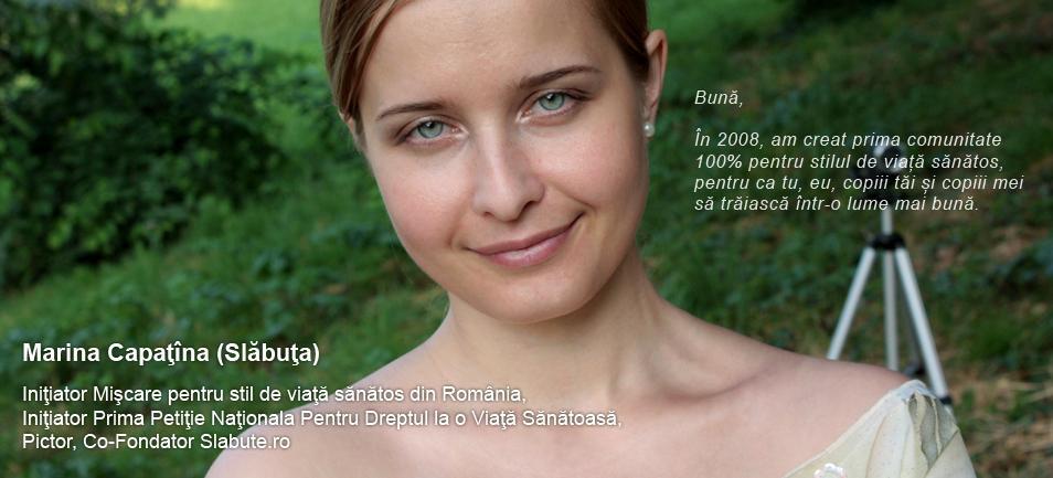 Slabuta.ro - Descoperă slăbuţa din tine! Vino alături de mine pe Slabute.ro!